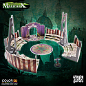 Malifaux Big Top Stage Assemble-And-Play Scenery Set by Plast Craft WYRMF014