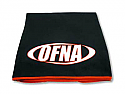 Ofna Racing Pit Towel No Bounce Black/Red
