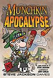 Munchkin Apocalypse Card Game by Steve Jackson Games SJG1503