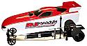 """RJ Speed 13"""" Wheelbase Electric Funny Car Kit RJS2002"""