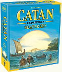 Catan:  Seafarers Game Expansion 5th Edition by Mayfair Games  MFG3073