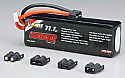 Venom LiPo Battery 3S 11.1V 5000mAh 35C w/Universal Plug System