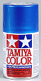 Tamiya PS-16 Blue Metallic Polycarbonate/Lexan Spray Paint 3 oz TAM86016