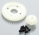 Dromida 38T Diff Ring and Pinion Gears/SC/MT/BX DIDC1003