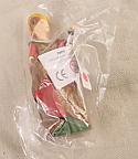 Medieval Fair Red Lady Figure by Papo