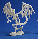 Dark Heaven Bones Bone Devil Unpainted Miniature by Reaper  RPR77325