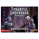 Dungeons & Dragons Tyrants of the Underdark Board Game: Aberrations & Undead Expansion GF974003