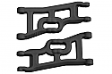 RPM 1/10th Scale Offset-Compensating Front A-Arms/2WD/Nitro Slash BLACK RPM70552