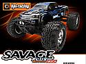 HPI Savage Flux 2350 2.4Ghz RTR Brushless Monster Truck HPI105933