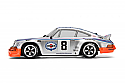HPI Racing Porsche 911 Carrera RSR 2.8 Clear Body WB 210mm  HPI7211