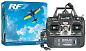 Great Planes RealFlgiht 7 (G7) Mode 2 Flight Simulator w/Interlink Elite USB Controller GPMZ4500
