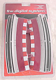 SCX 1/32 Digital Outer Curve Border Slot Track Pieces