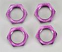 HPI Racing Wheel Nut 24mm Purple/Baja 5B  HPI86468