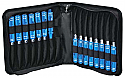 DuraTrax 15-Pc Ultimate Tool Set w/Pouch  DTXR0400
