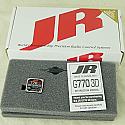JR G770 3D High Freqency Anti-Drift SRVS UltraLok Helicopter Gyro JRPG7703D