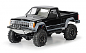 Pro-Line Jeep Comanche Clear Full Bed Pickup Body for Rock Crawlers