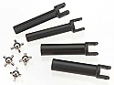 Traxxas Stampede 4x4/Slash 4x4 Heavy Duty Half Shafts