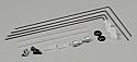 Du-Bro R/C Airplane Micro Aileron System Torque Rod Set