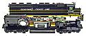 MRC HO Drop-In DC/DCC Diesel Sound Decoder/Athearn SD45/SD60  MRC0001825