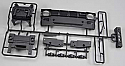 Tamiya 1/10th Scale Front Grill/W Parts/Toyota Hilux High Lift  TAM9225105