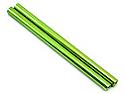 ST Racing 1/10th Scale Aluminum Suspension Links 6mm, Green/SCX10  STRSTA30792LG