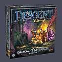 Descent Journeys in the Dark 2nd Edition: Shadow of Nerekhall Expansion Set FFGDJ07