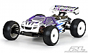 Pro-Line Clear 2012 Bulldog Body for Hot Bodies D8T
