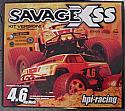 HPI Savage XSS K4.6 Nitro Monster Truck Kit