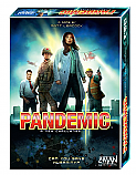 Pandemic Cooperative Board Game (2013 Edition) by Z-Man Games ZMG71100
