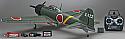 Flyzone Select Scale Japanese Zero A6M2 RTF Radio Controlled Airplane FLZA4320