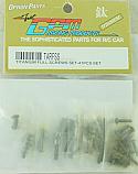 GPM Racing Titanium Screw Set (41pcs)/RC18T  GPRTARFSS