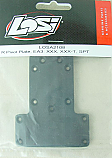 Team Losi Rear Pivot Plate, EA3/XXX/XXX-T/SPT LOSA2108