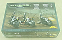 Wahammer 40K Dark Angels Bike Squadron Miniatures GAW44-14