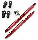 Traxxas REVO Red Aluminum Pushrods (use with P3)