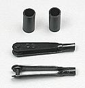 """Du-Bro 2-56 Spring Steel Kwik Links for .072"""" Diameter Wire"""