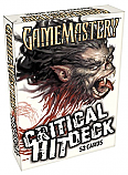 Pathfinder RPG:  GameMastery Critical Hit Deck (3.5) By Paizo  PZO3001-2