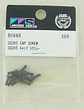 Mugen 2x5mm SG Cap Screw