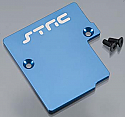 ST Racing Concepts Aluminum Electronics Blue Mounting Plate/Slash 4x4  ST6877B