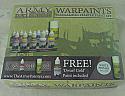 The Army Painter Warpaints Wargaming Miniatures Starter Paint Set TAPST5107