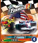 Formula D Racing Game Expansion Set: Circuits 4 - Grand Prix of Baltimore & Buddh ASMFD04US