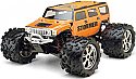 Traxxas T-Maxx  Hummer H2 CLEAR Body by Pro-Line
