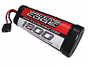 Racers Edge 6 Cell Sport Pack 1800 mAh 7.2V Nicad Battery HC Plug  RCESP1800HC