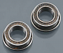 "DuraTrax Bearings 3/16 x 5/16"" Flanged (2)  DTXC1417"