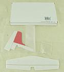 Parkzone Ultra-Micro T-28 Trojan Complete Tail Set PKZU1525