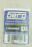 Castle Creations Berg 72 FM Micro Receiver Crystal Channel 13