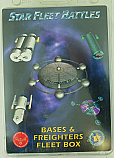 Starline 2400 Miniatures: Bases and Freighters Fleet Box  ADB0100