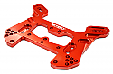 Integy Billet Machined Front Shock Tower, Red/HPI Apache C1  INTC25474RED