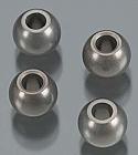 Hot Bodies D8/D8T/Ve8 Light Weight Aluminum Shock End Ball (4)