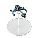 A Call to Arms: Star Fleet E4 Light Frigate Unpainted Miniatures  ADB32006