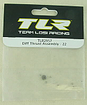Team Losi Racing 22 1/10 Scale Buggy Diff Thrust Assembly
